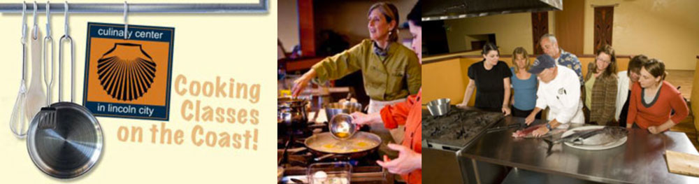 Cooking Classes on the Coast