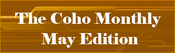 the coho oceanfront lodge may banner