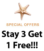 Stay 3 Get 1 Free Package
