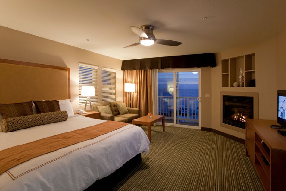 Sunset Suite Guest Rooms